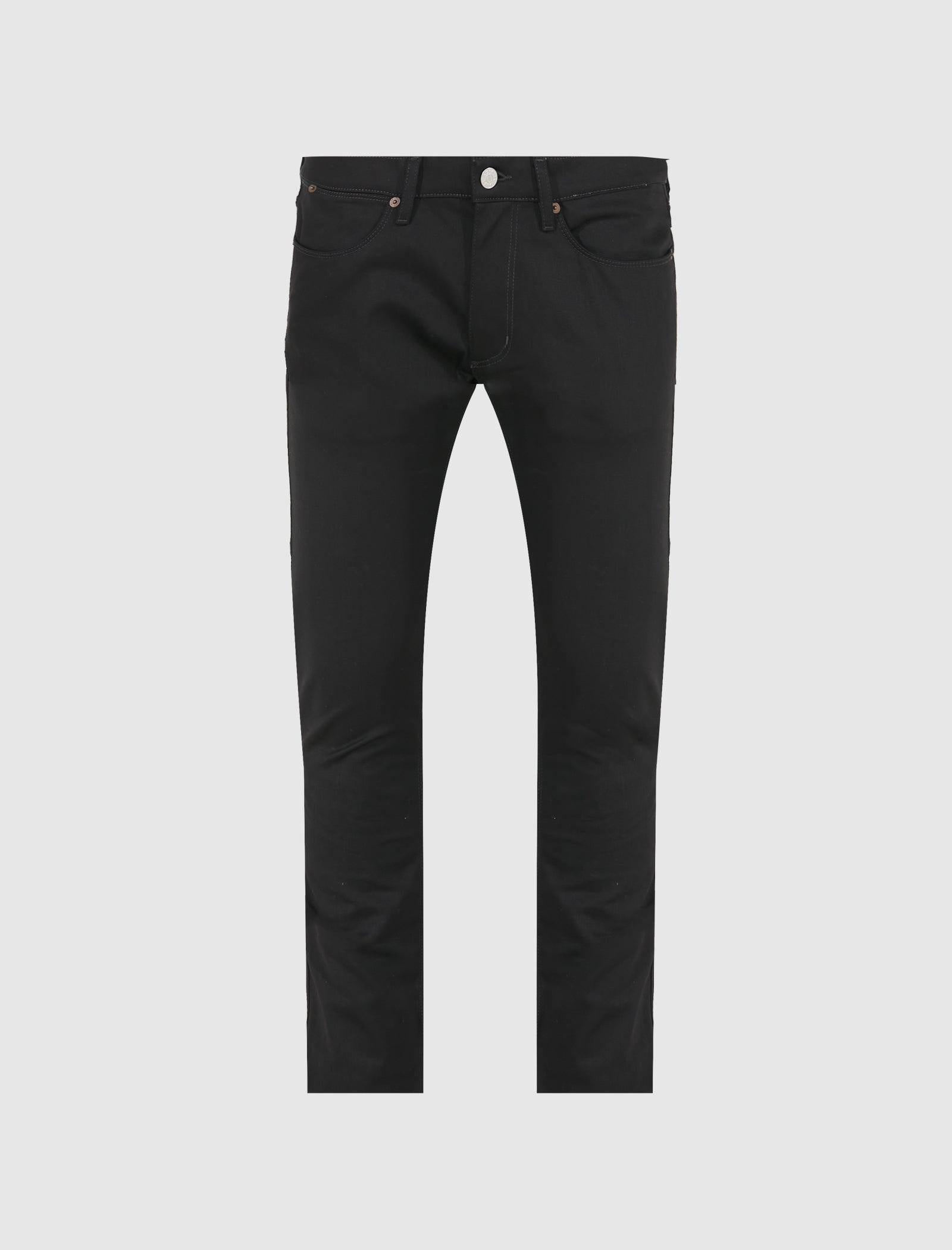 MAX STAY BLACK DENIM
