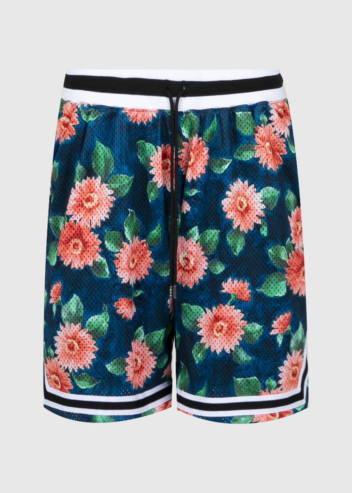 JOHN ELLIOT: FLOWER SHORTS