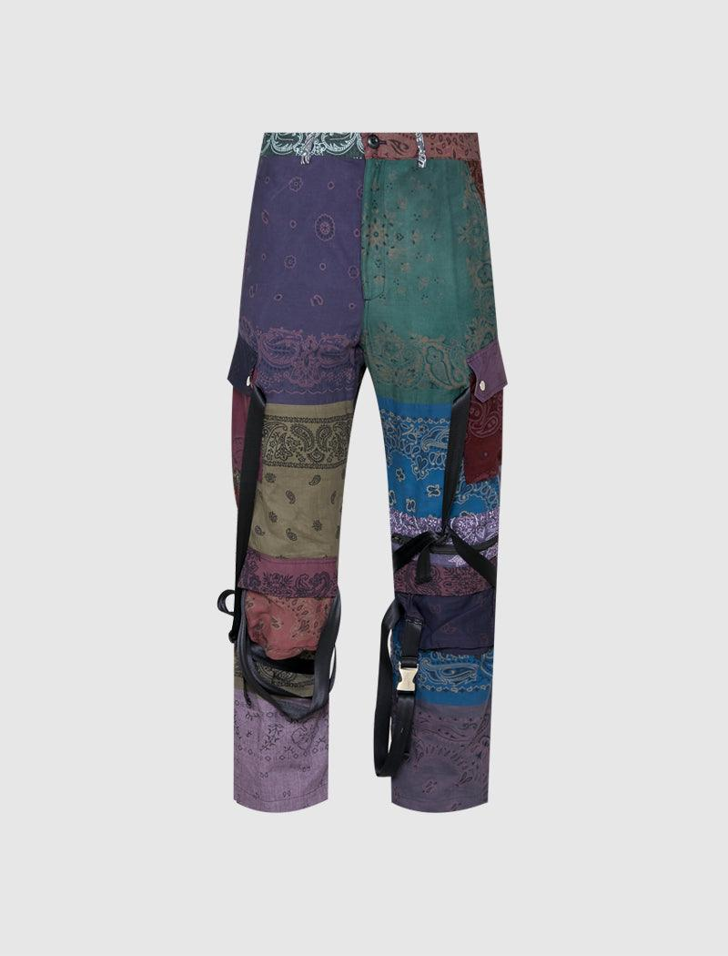 BANDANA TROUSERS