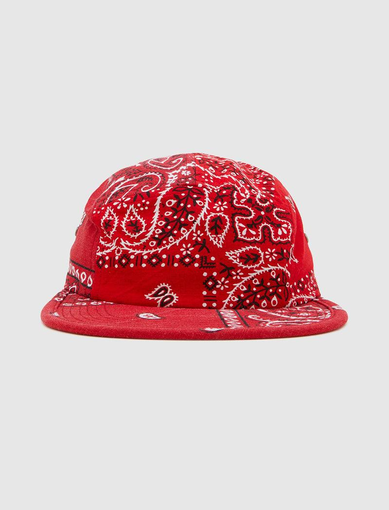 BANDANA PATCH CAP