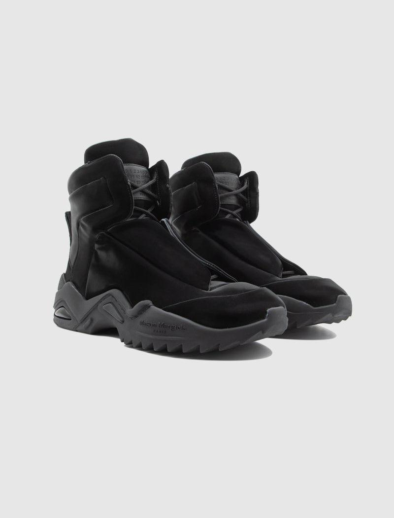 FUTURE II HIGH SNEAKERS