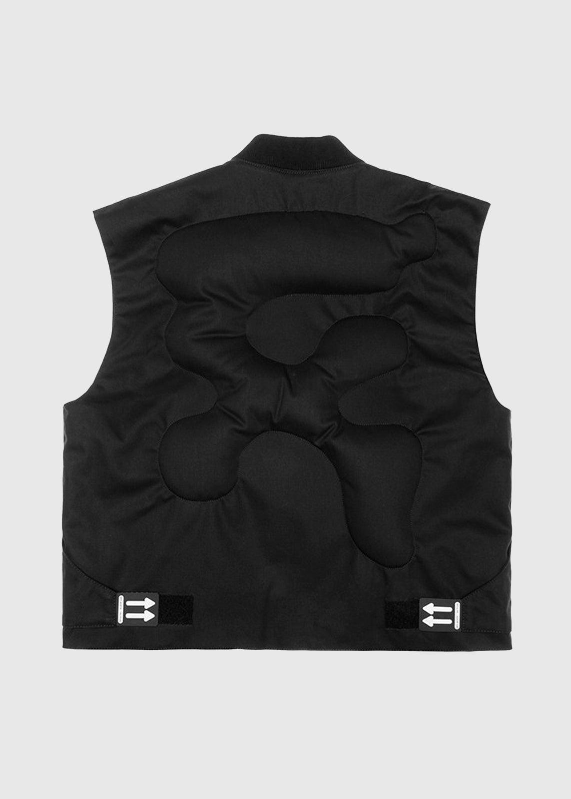 OFF-WHITE: TACTICAL VEST [BLACK]