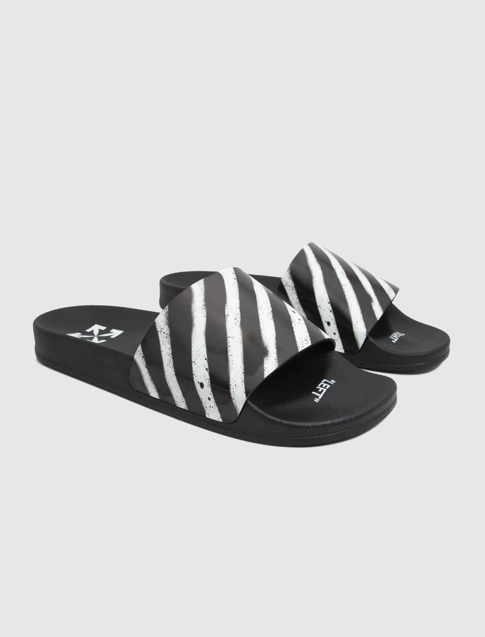 SPRAY STRIPE SLIDES