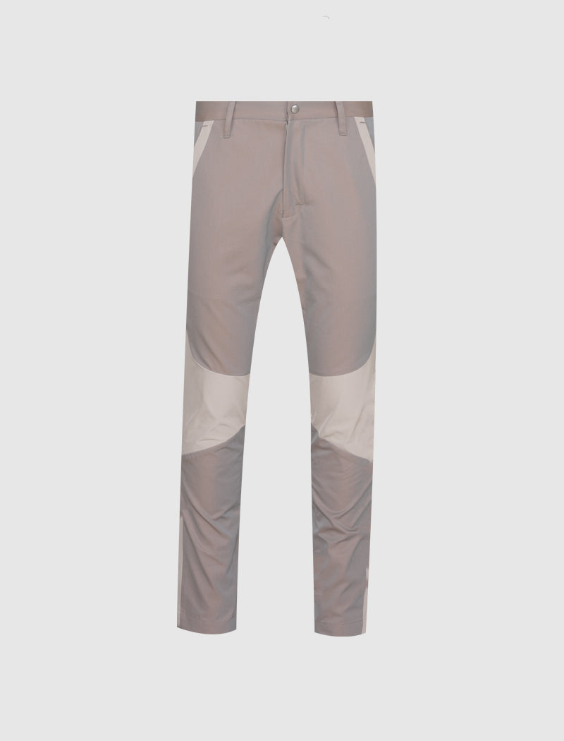 PANNELED TROUSER