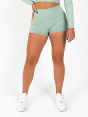 Misty Jade Shorts