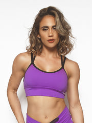 On Fire Sports Bra (Select Your Color)