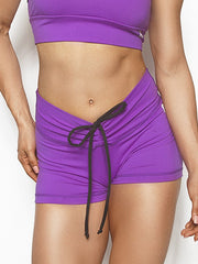 Adjustable Scrunch Waistband Shorties (All Solids & Prints)