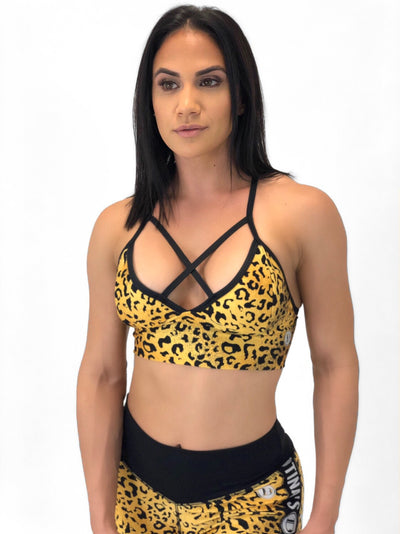 Show Off Sports Bra (Select Your Color)