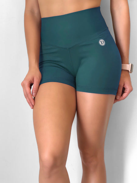 Sea Green Shorts