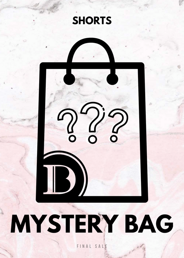 Mystery Bag - SHORTS (4 items for $85 - apply code: MYSTERYSHORTS)