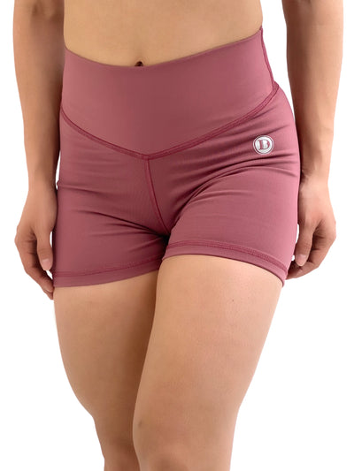 Mellow Mauve Shorts