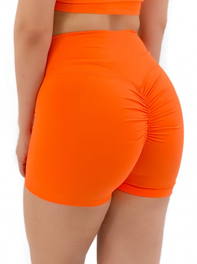 Amberglow Orange Shorts