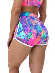 Retro Shorts (All Solids & Prints)