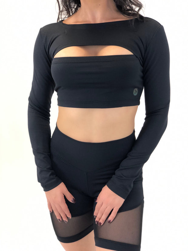 Show Stopper Crop Top (All Solids & Prints)