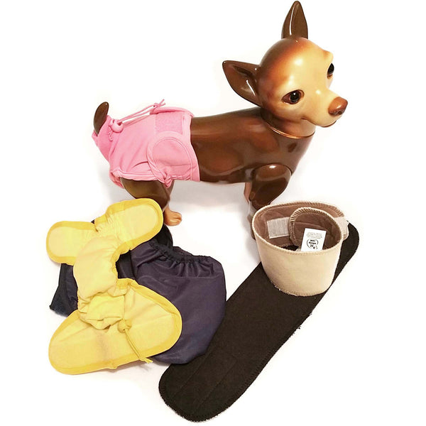 Dog Belly Bands & Diapers