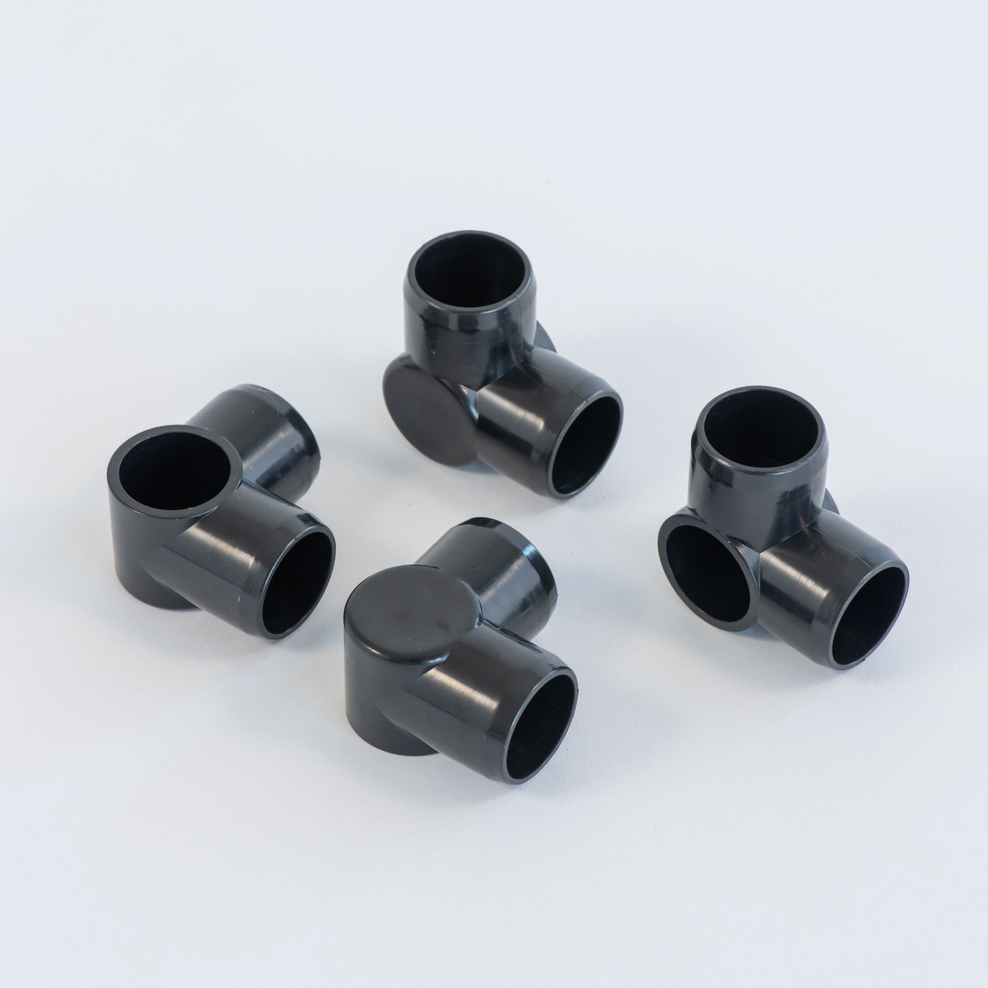 3-Way Connectors for EZclassic Rails (4-pack)