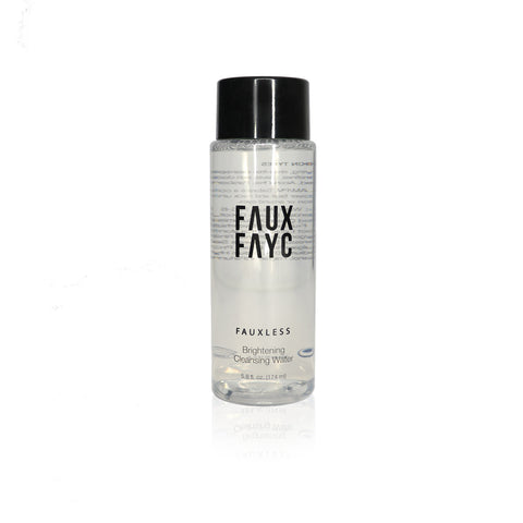 Fauxless Brightening Cleansing Water