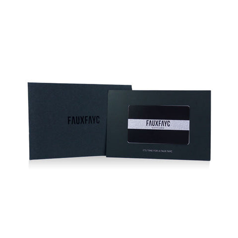Faux Fayc Gift Card