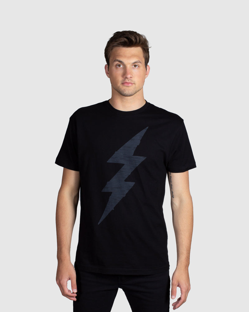 Bolt T-Shirt, Black