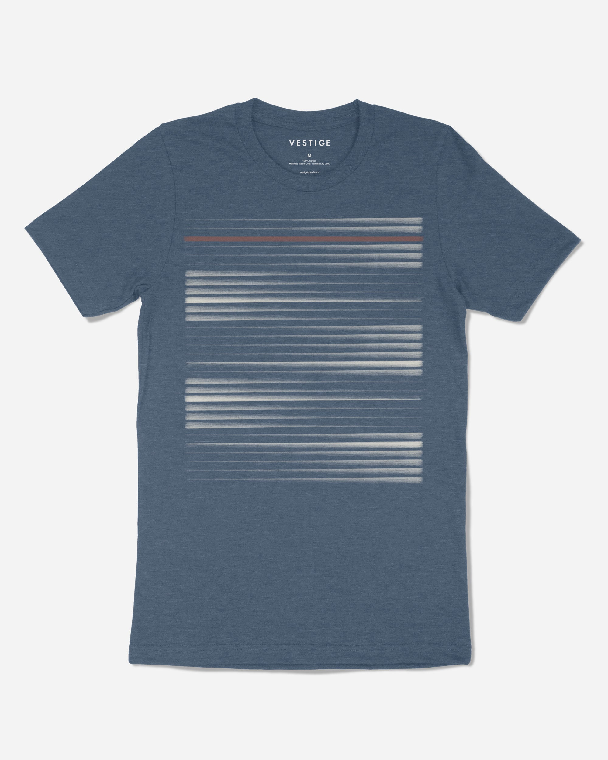 New Horizon T-Shirt, Navy