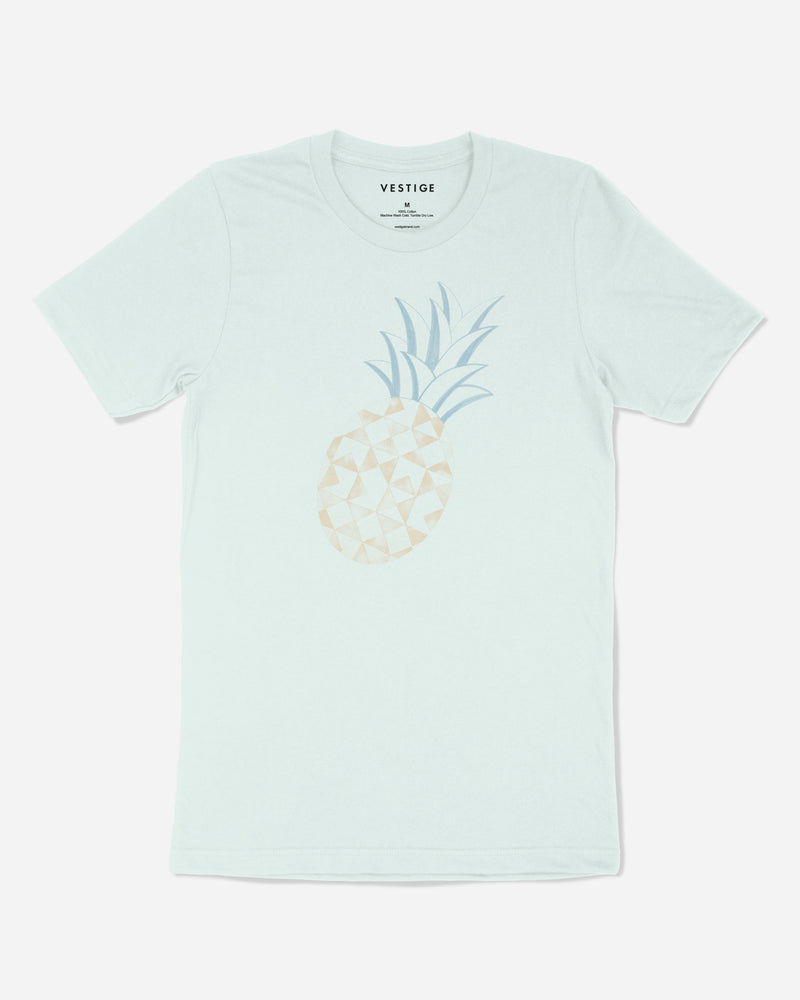Pineapple Pop T-Shirt, Light Green