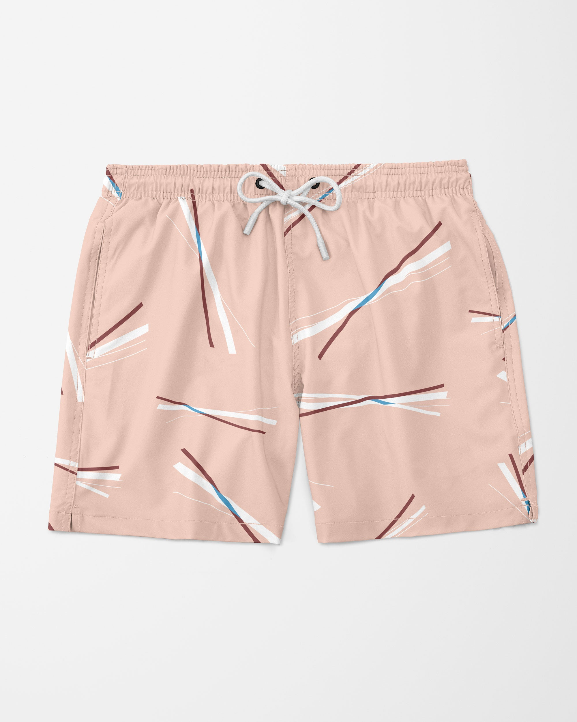 Intersect Swim Trunk, Clay