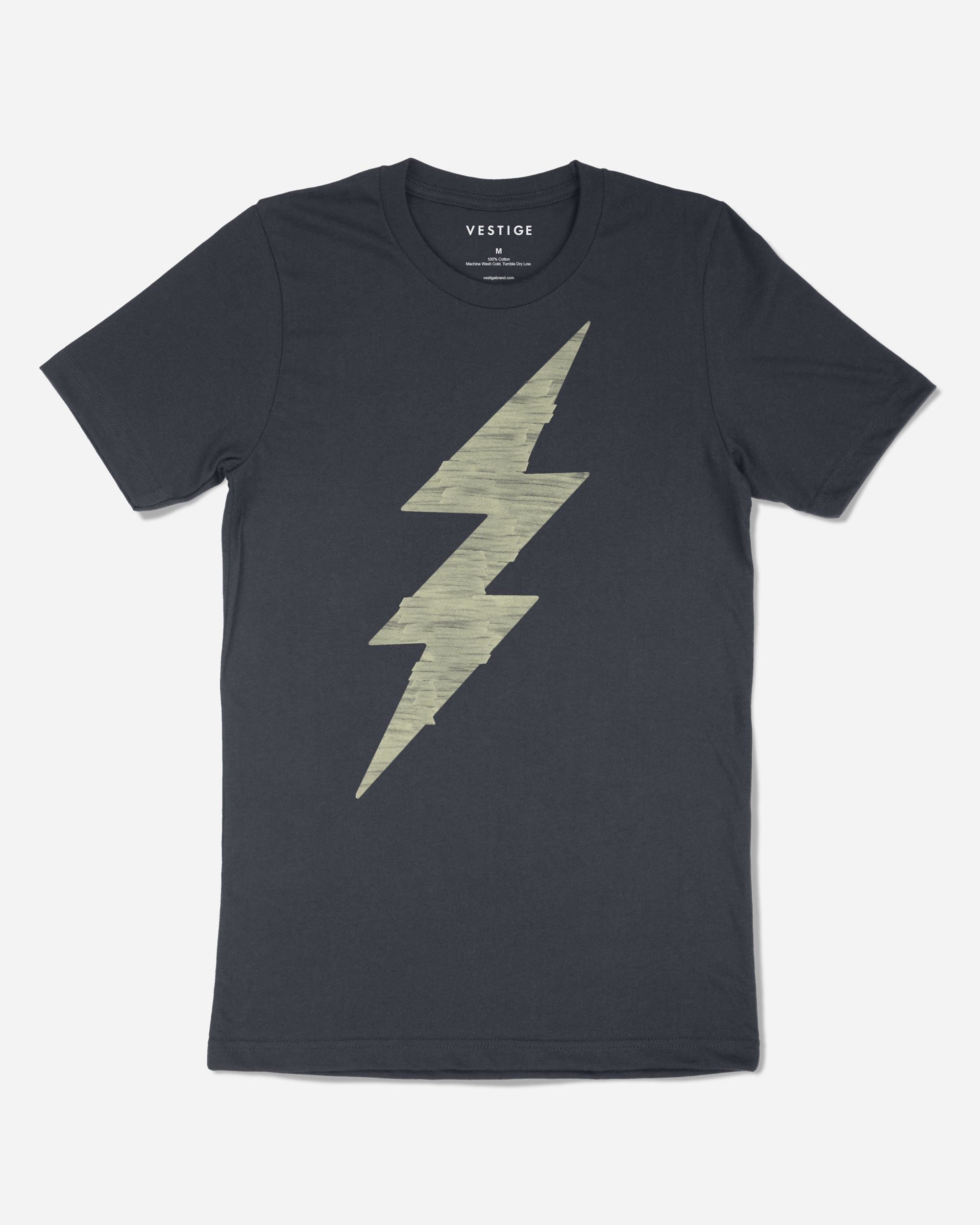Bolt T-Shirt, Navy
