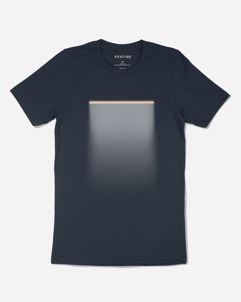 Shadow Cast T-Shirt, Navy