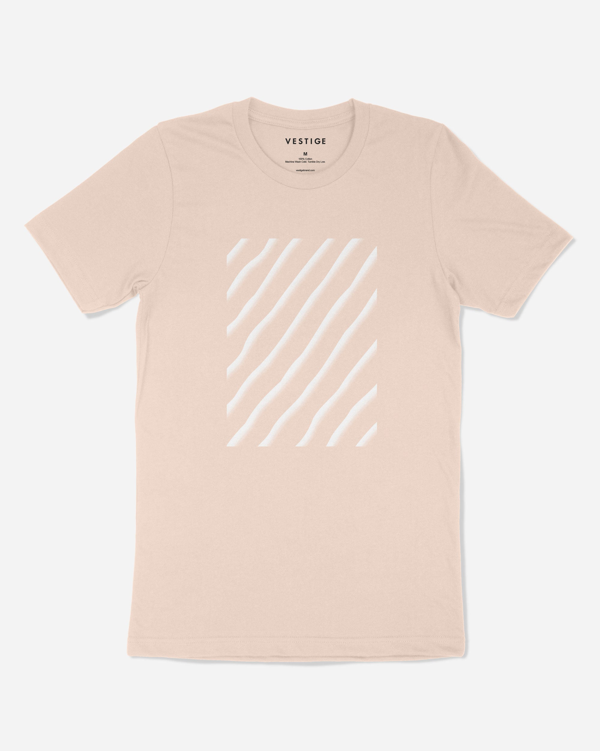 Sand Ripple T-Shirt, Clay