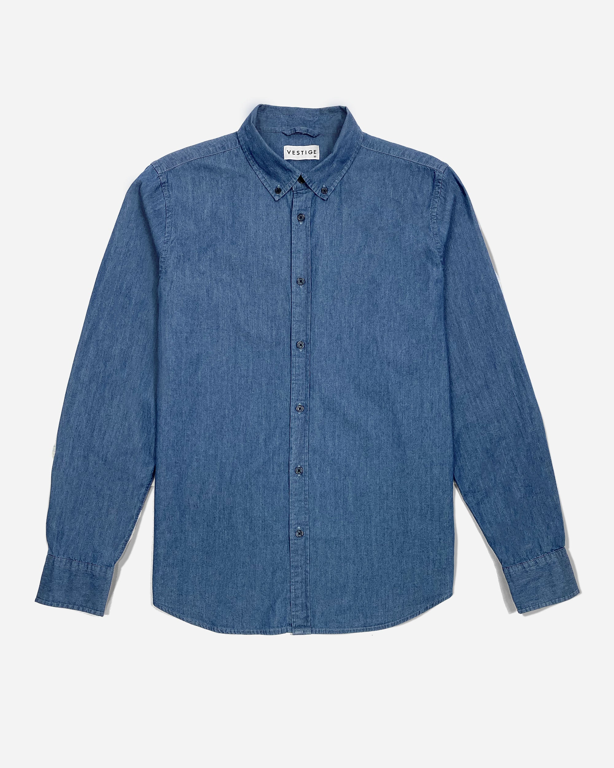 Denim Shirt, Blue