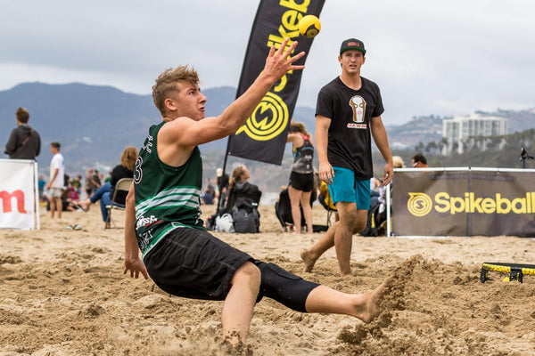 Spikeball Roundnet Association - 2019 San Diego Tour Stop Preview