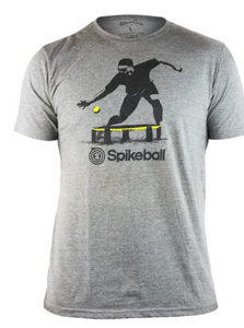 Spikeball Shirt Textbook