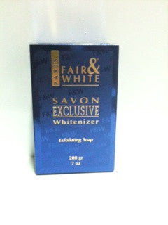 FAIR & WHITE EXCL SOAP