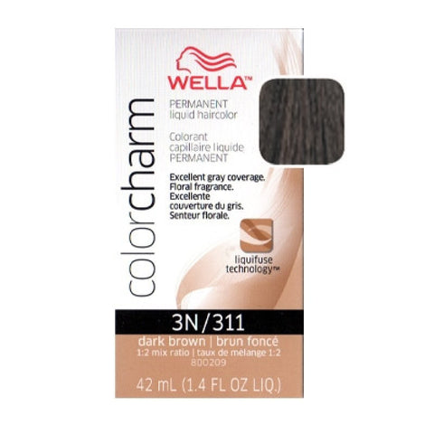 WELLA C/C 311 DARK BROWN