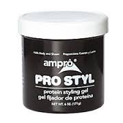 AMPRO PROTEIN STYLING GEL6