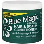 BLUE MAGIC BERGAMOT HAIR&SCALP