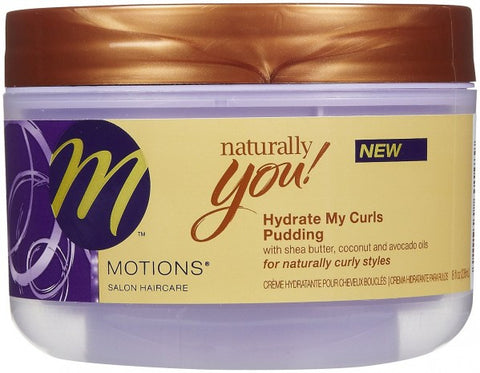 MOTIONS NATURALLY YOU PUDDING