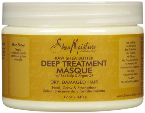 SHEA MOIST RAW SHEA MASQUE