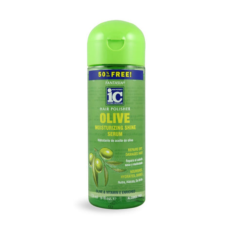 IC HAIR POLISHER OLIVE 6OZ