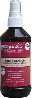 GROGANICS LIQUIDSCRATCH  TREAT