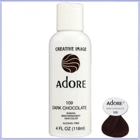 ADORE COLOR DARK CHOCOLATE 109