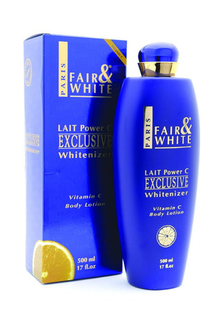 FAIR & WHITE EXCL LOTION/VITC