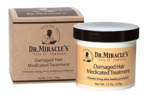DR MIRACLE'S DAMAGED TREATMENT