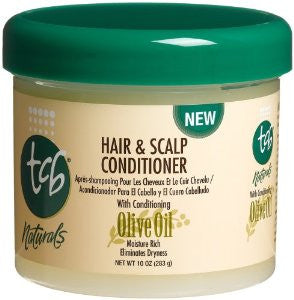 TCB HAIR & SCALP OLIVE OIL