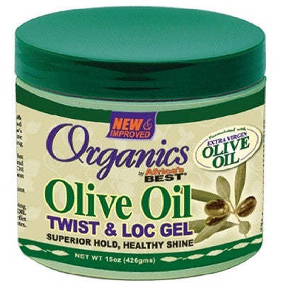 AFRICA'S BEST OLIVE TWIST GEL