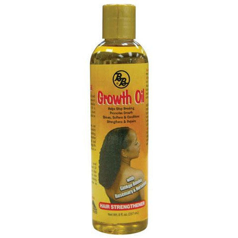 B&B GROWTH OIL 8 OZ