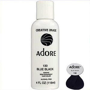 ADORE COLOR BLUE BLACK 130