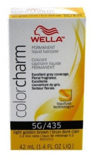WELLA C/C 435 LIGHT GOLDENBROW