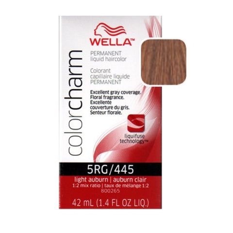 WELLA C/C 445 LIGHT AUBURN