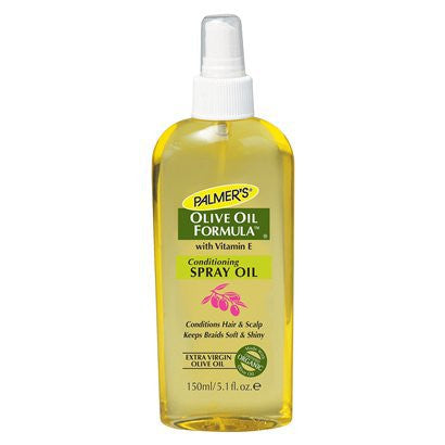 PALMER'S OLIVE OIL SPRAY OIL